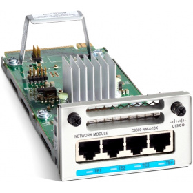 Модуль Cisco C9300-NM-4G= Catalyst 9300 4 x 1GE Network Module, spare