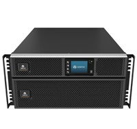ИБП Vertiv Liebert GXT5 (GXT5-10KIRT5UXLE) 1ph UPS, 10kVA, input plug - hardwired, 5U, output – 230V, hardwired, output socket groups (4)C13 & (4)C19